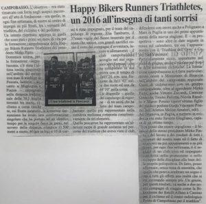 Ironman di Pescara 2016 articolo