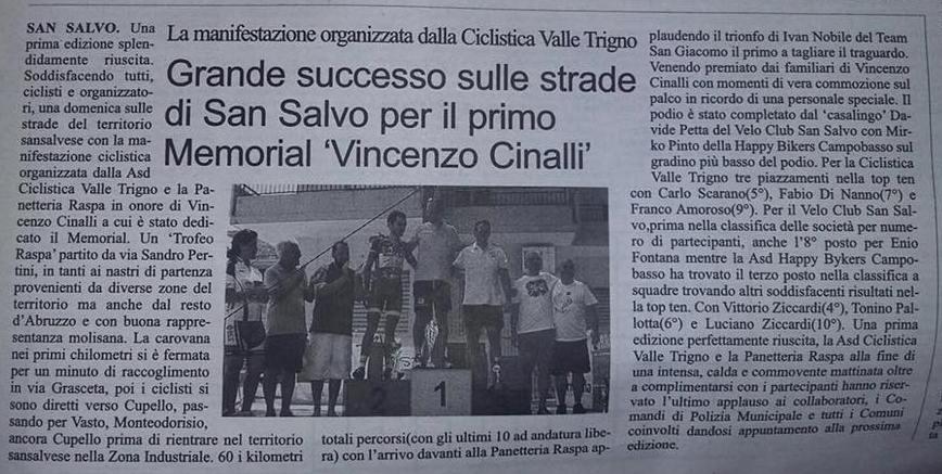 San Salvo 2016