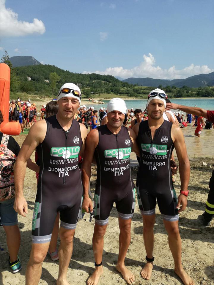 Triathlon Castel San Vincenzo 2016 1